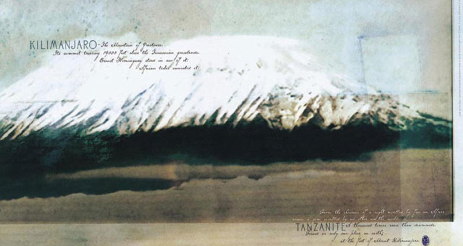 Kilimanjaro, Warrior, Lightning