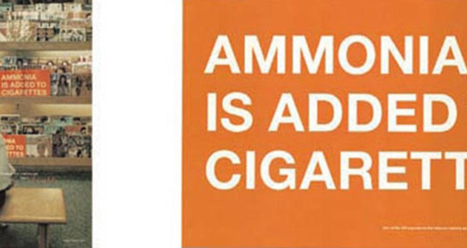 Arsenic, Ammonia, Cyanide