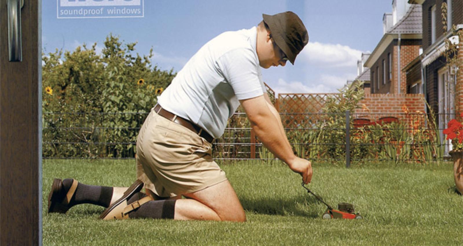 Worker, Gardener, Policeman