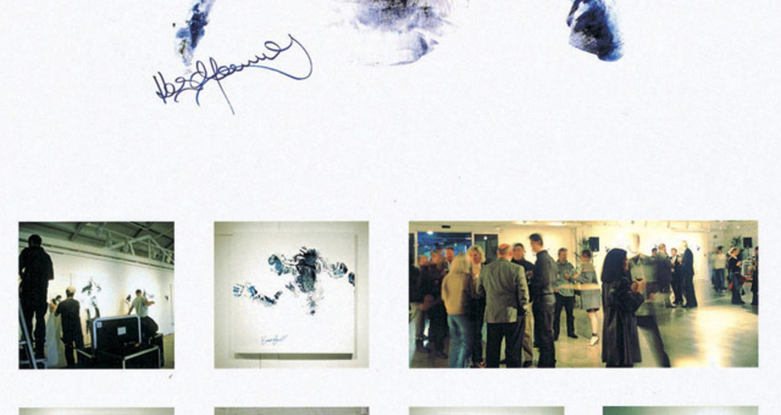 Self Portraits, Art Exhibition, Print, London Outdoor