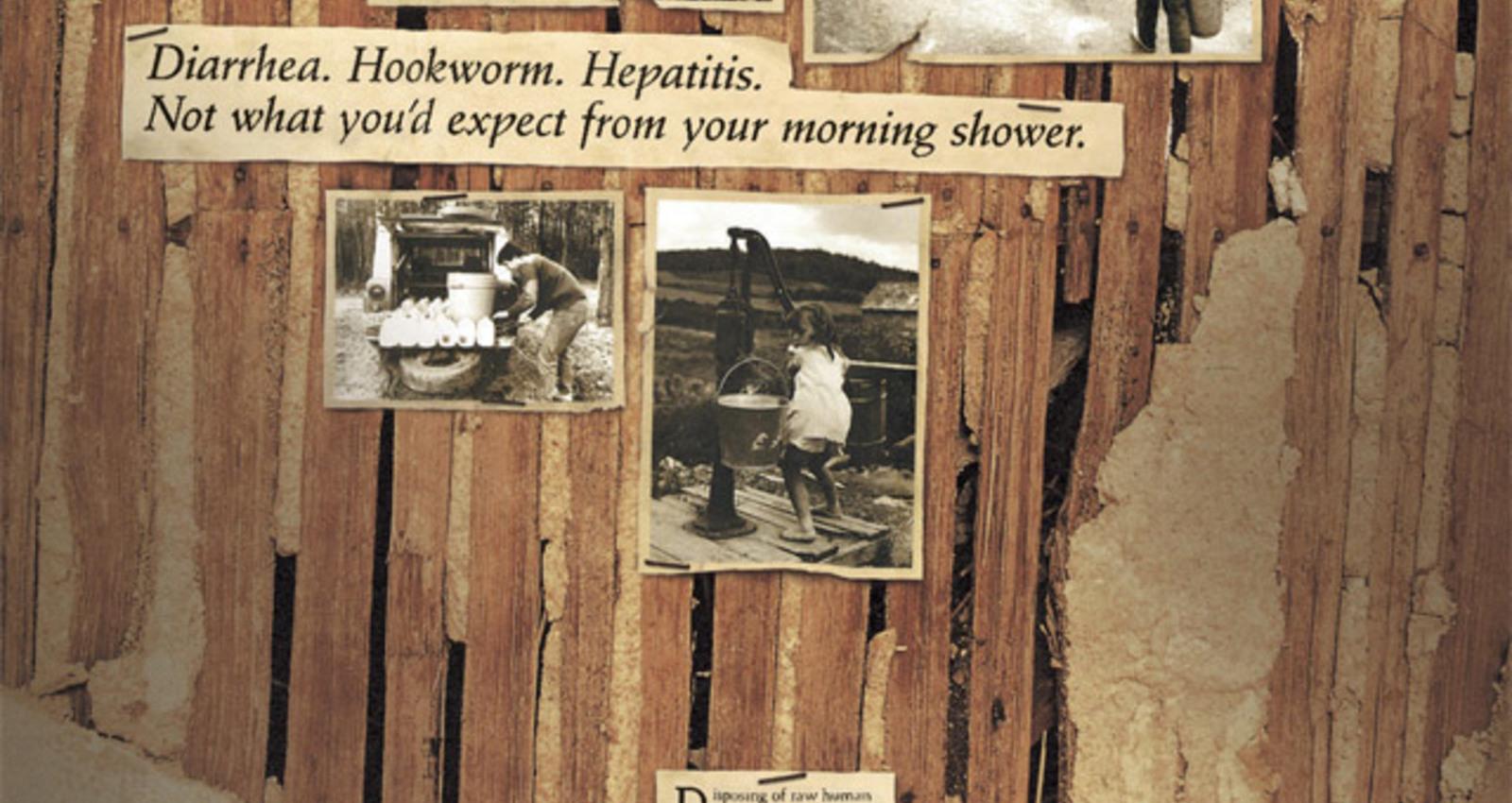 Bathroomquote;Drinking Waterquote;Shower