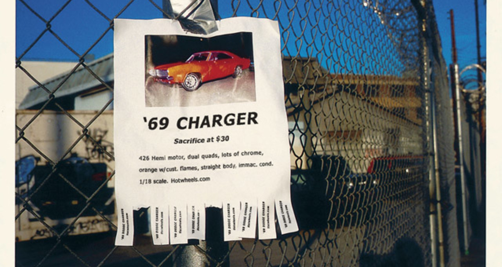 Charger, GTO, Stingray