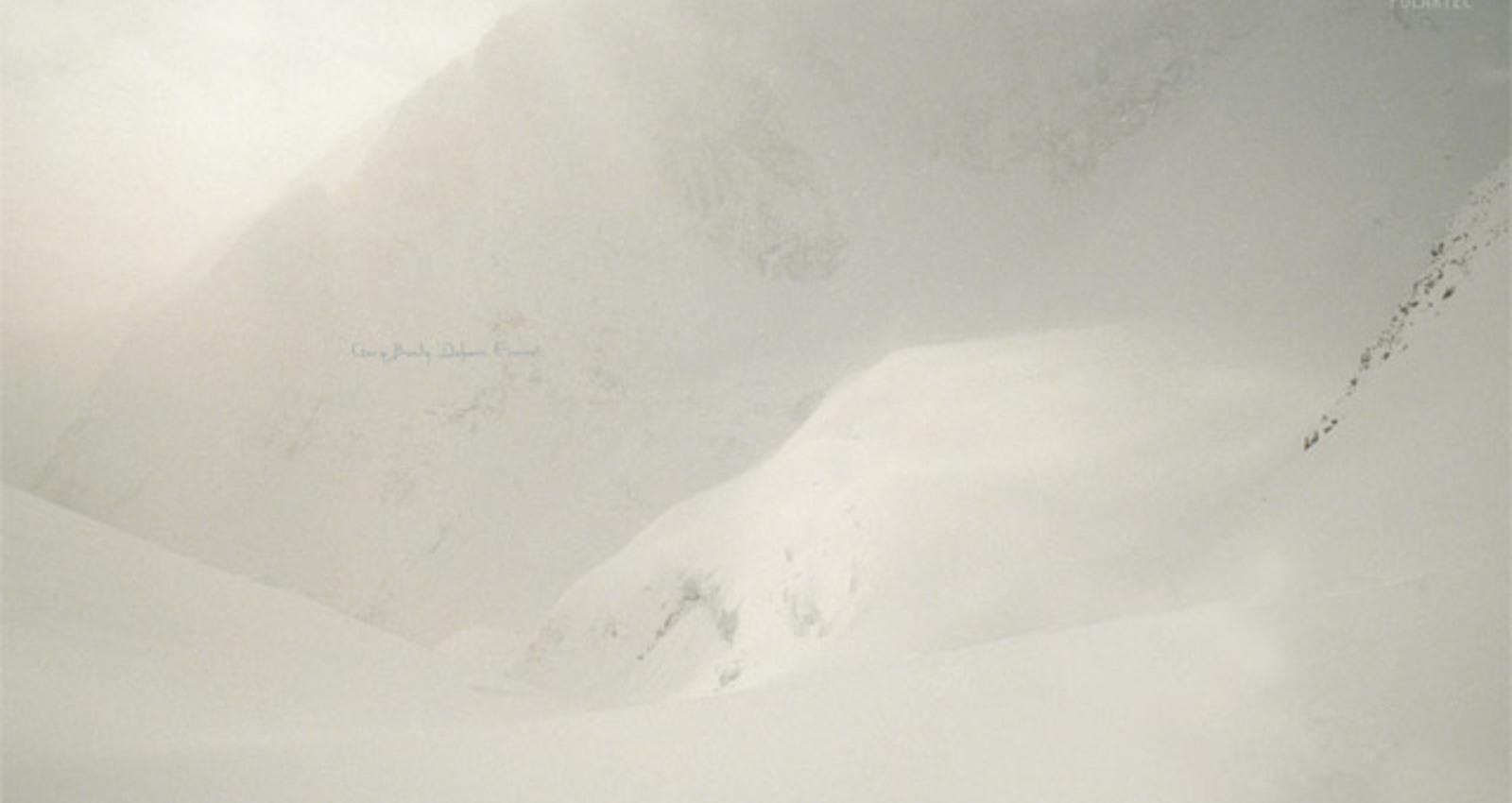 Found, Everest, Surface
