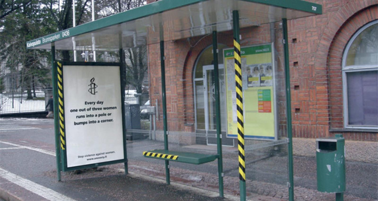 Tram Shelter