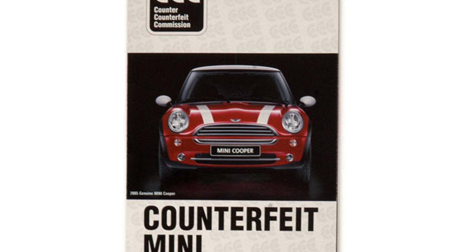 Counterfeit Brochure