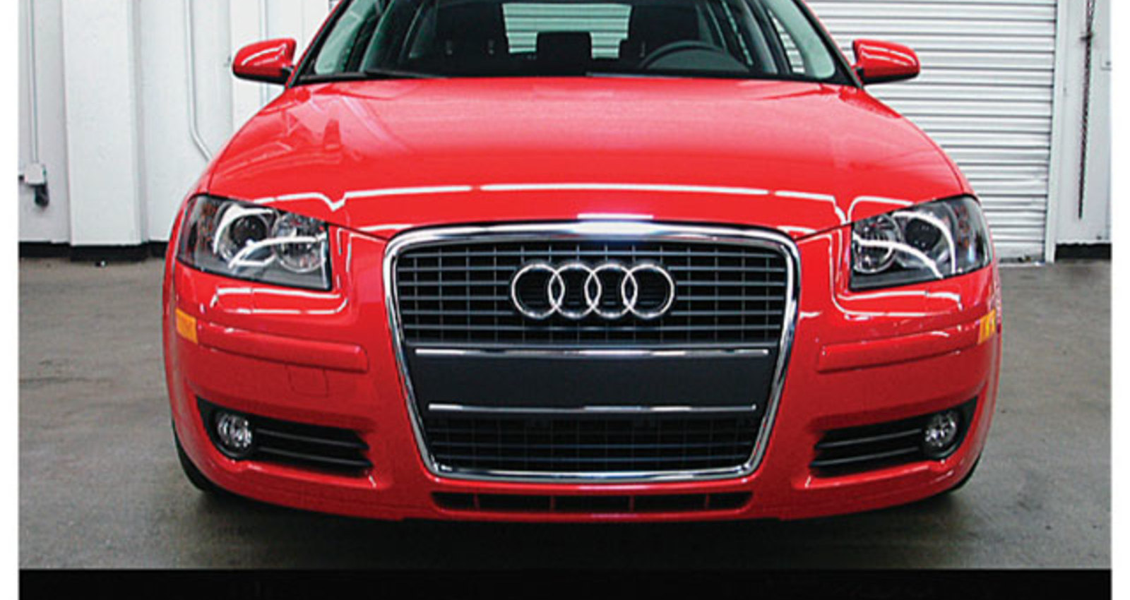 Audi A3 Art of the H3ist