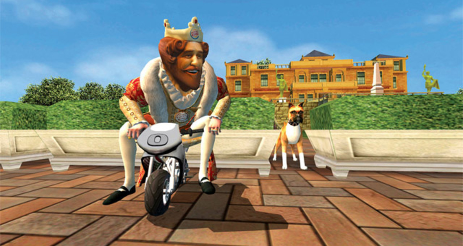 Xbox Games: Sneak King; Pocket Bike Racer; Big Bumpin'