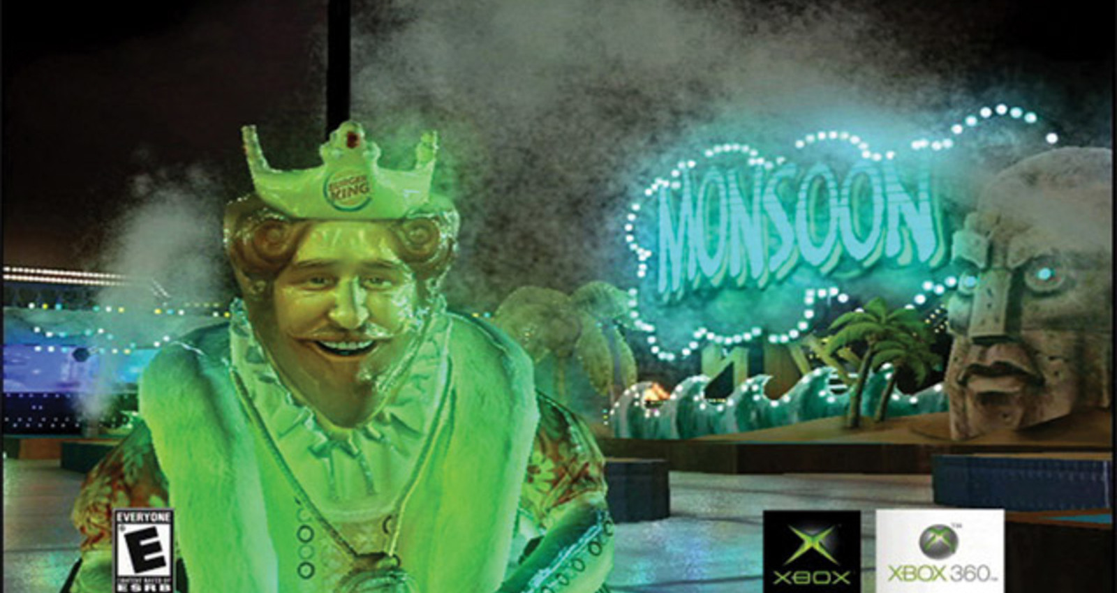Xbox Games Innovative Campaign