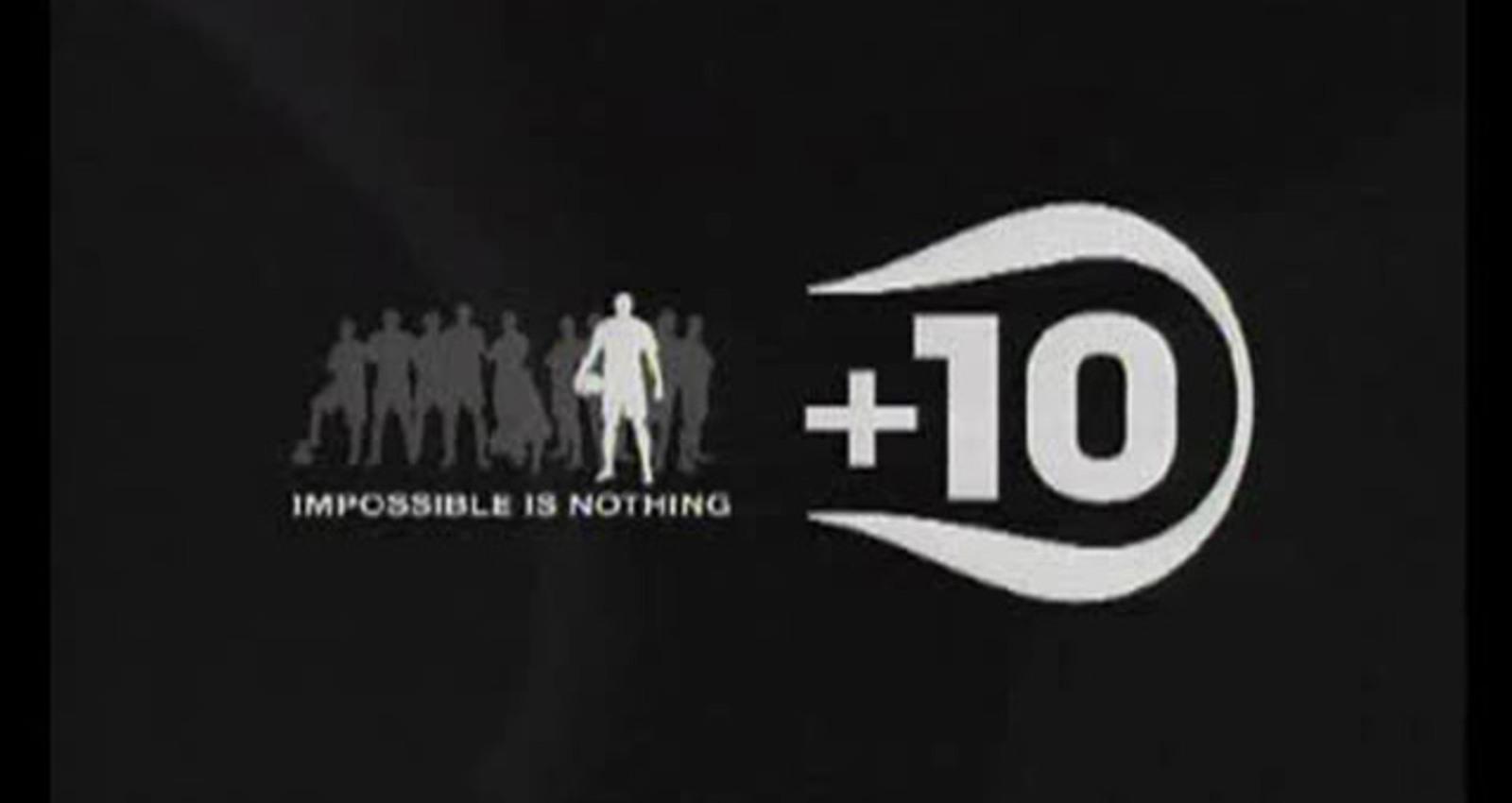 +10 Campaign