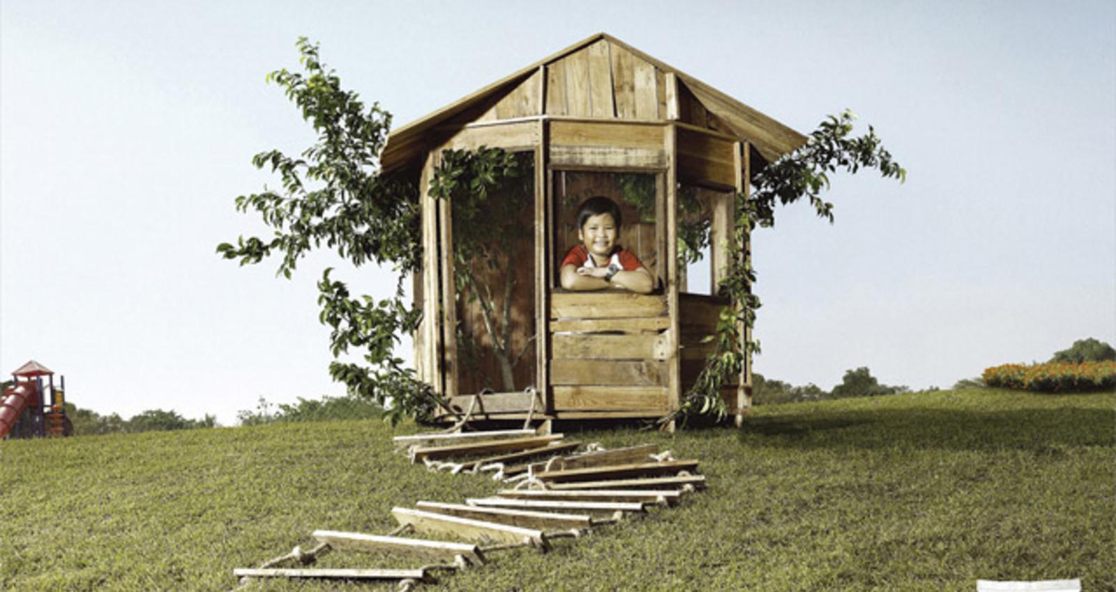 Swing, Saw, Treehouse