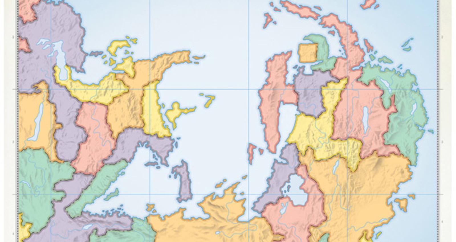 BBC Maps Campaign