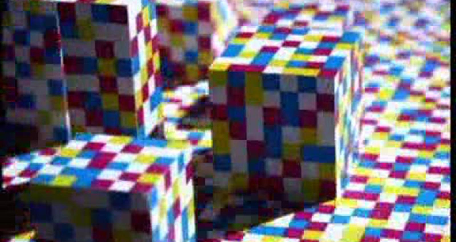 Cubic Fever - Digital Art Festival 2006 -