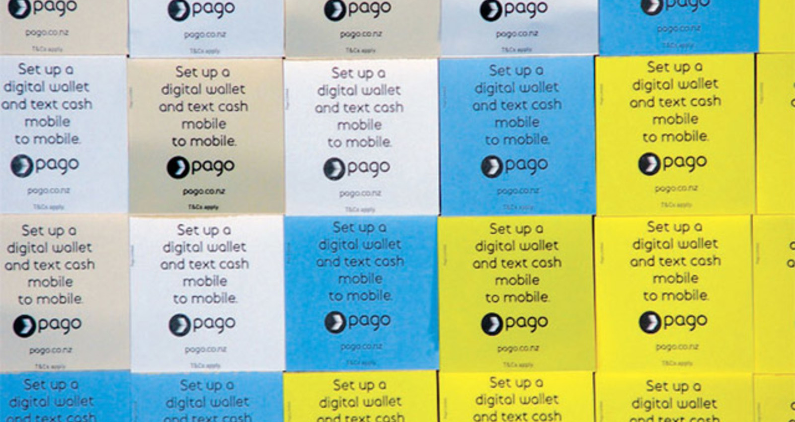Pago Post it notes