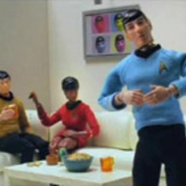 G4 Trek 2.0 TV: