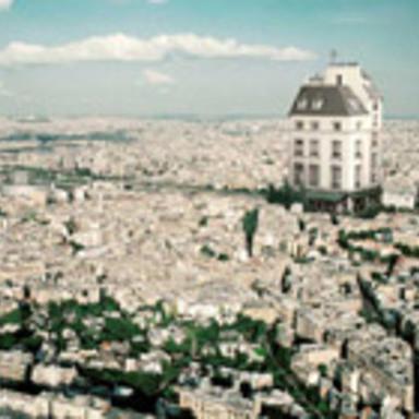 Giant Houses - City