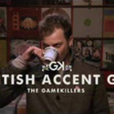 British Accent Guy