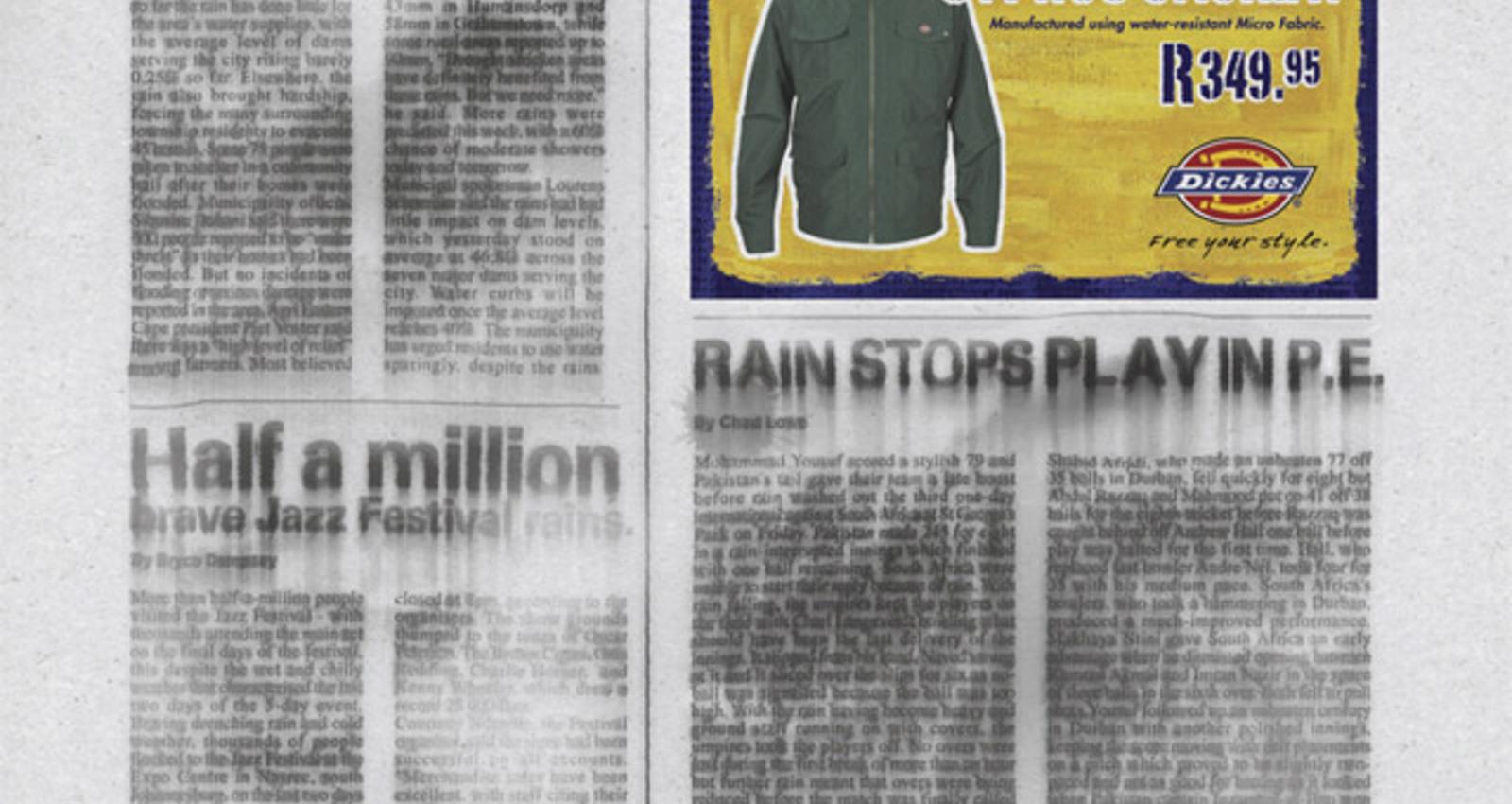 Dickies 'Raincoat'