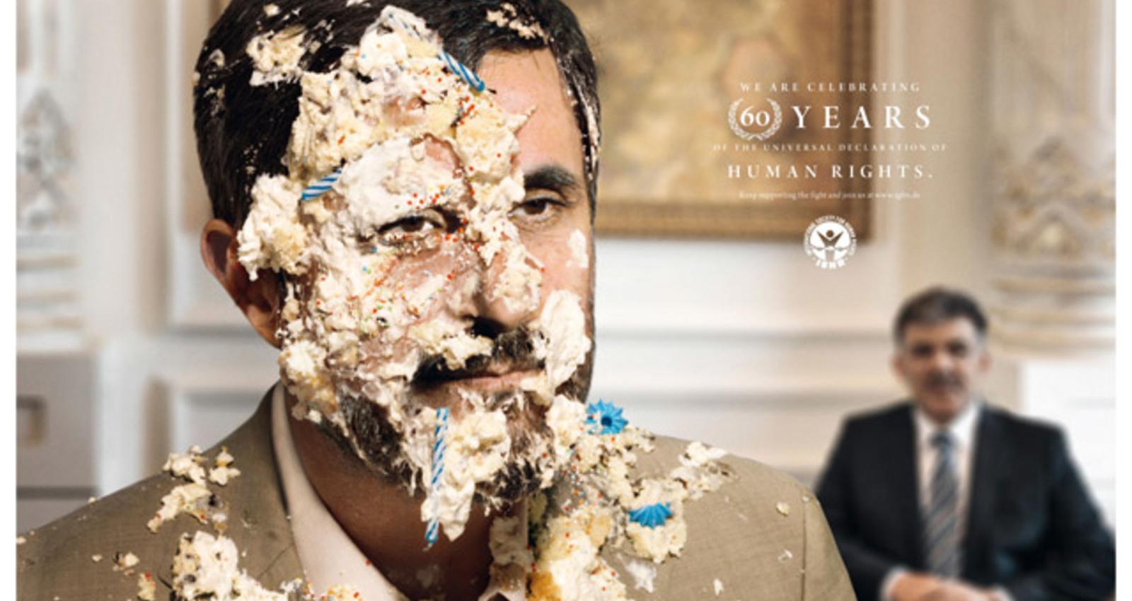 Dictators Cake Fight