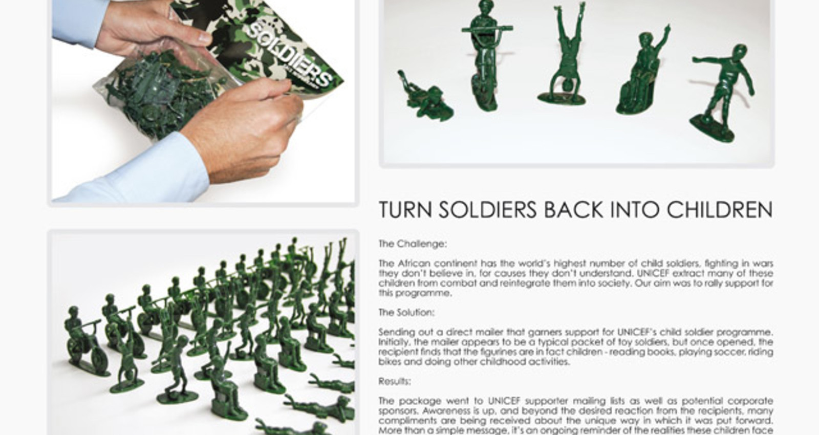 Toy Soldiers