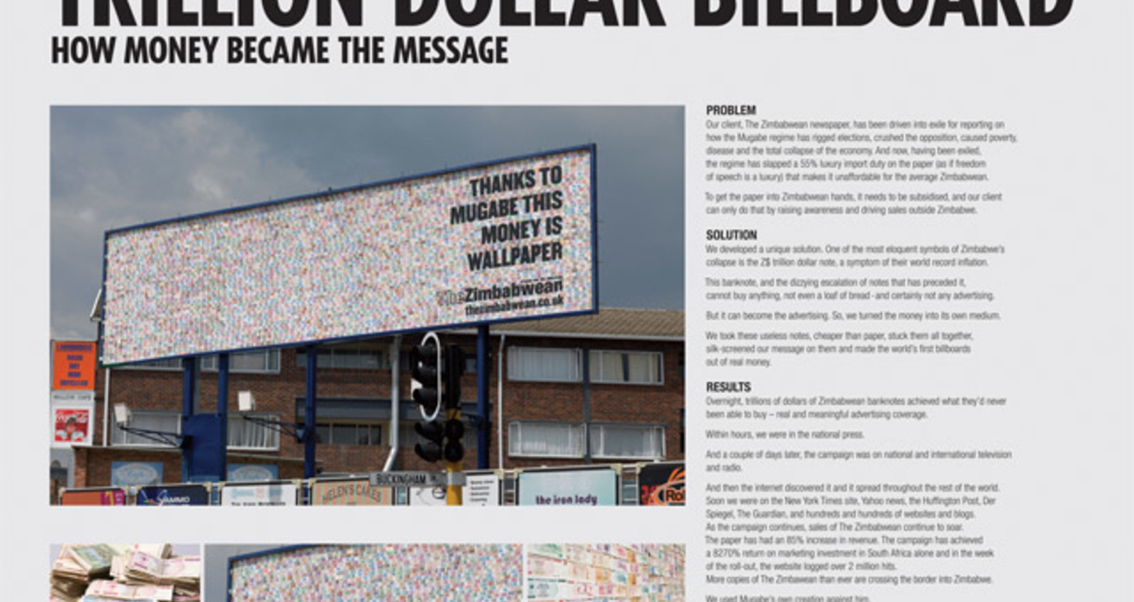 The Trillion Dollar Billboard