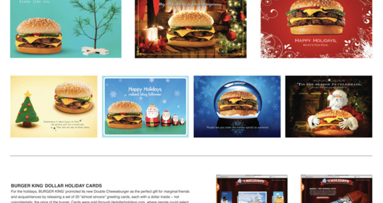 Someone Special Dollar Holiday Cards