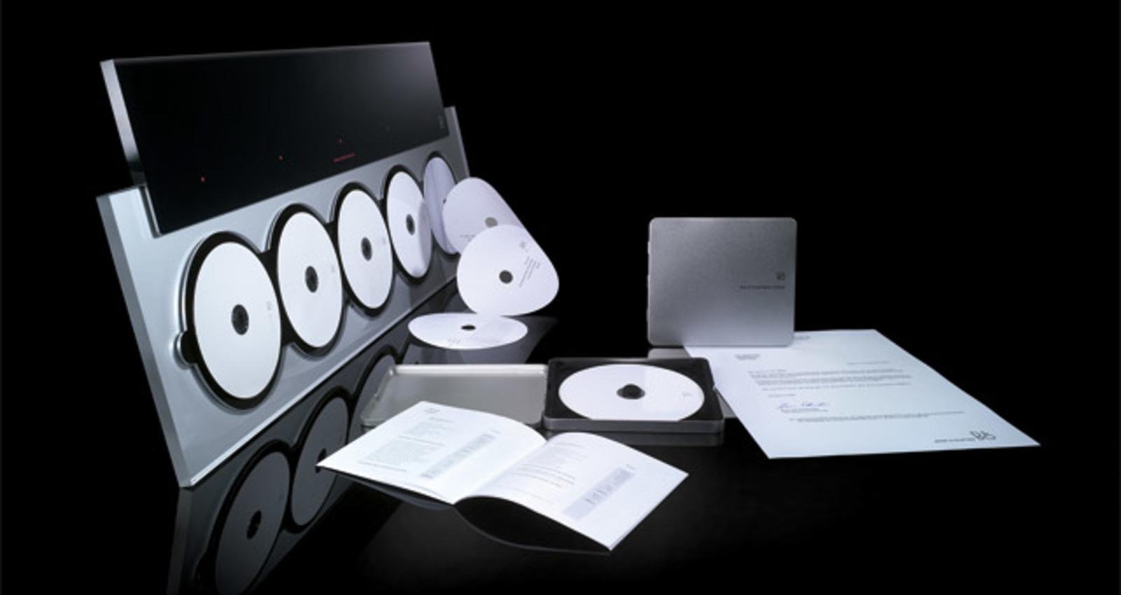 Audio annual report