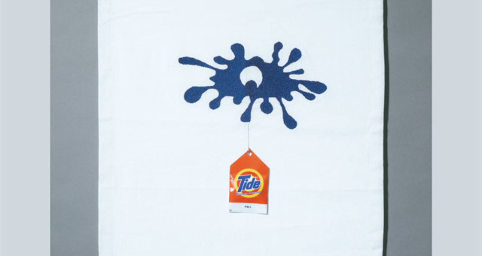Tide: Stainbroidery