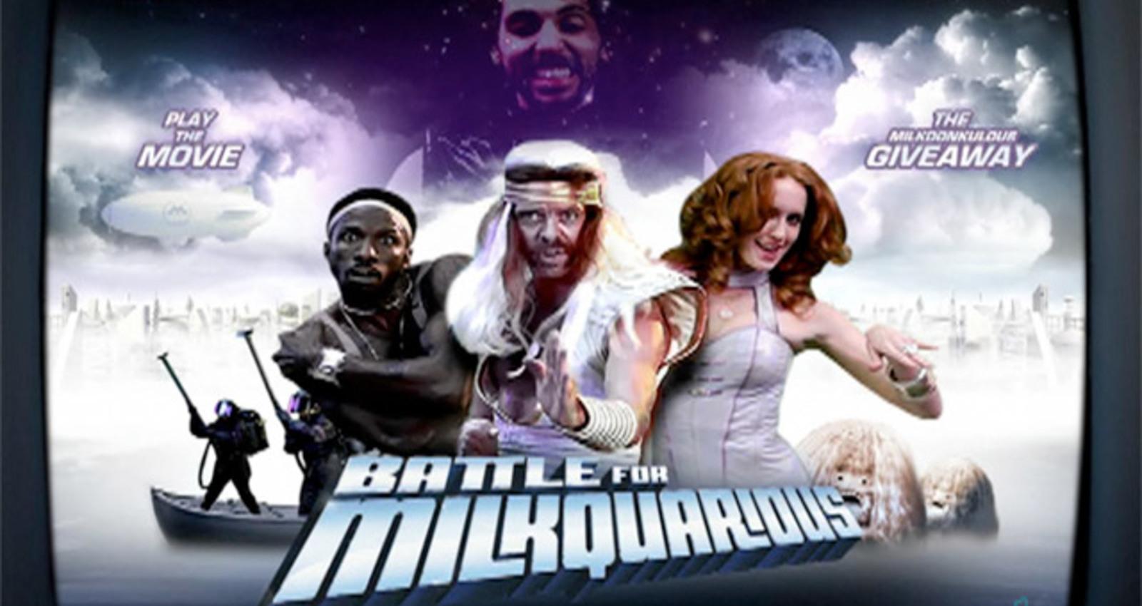 White Gold's Battle for Milkquarious