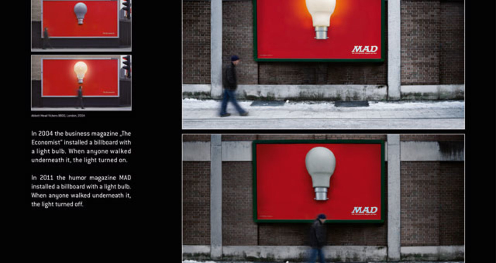 MAD light bulb