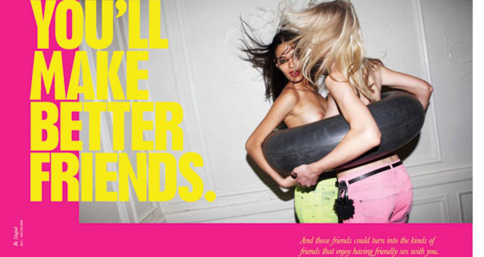 Fall/Winter 2010 Be Stupid Manifesto