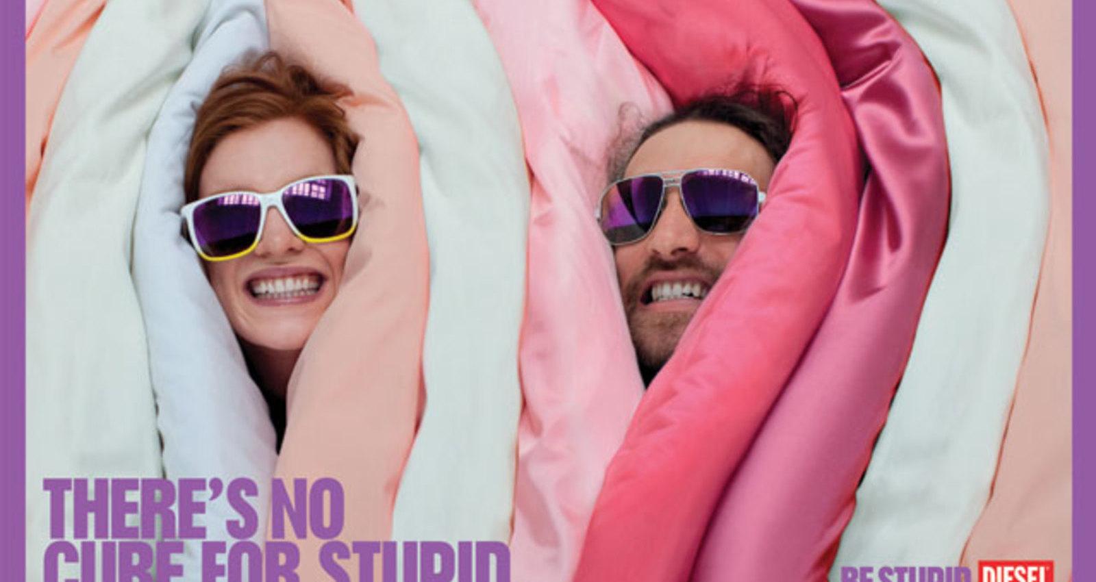 Be Stupid Print