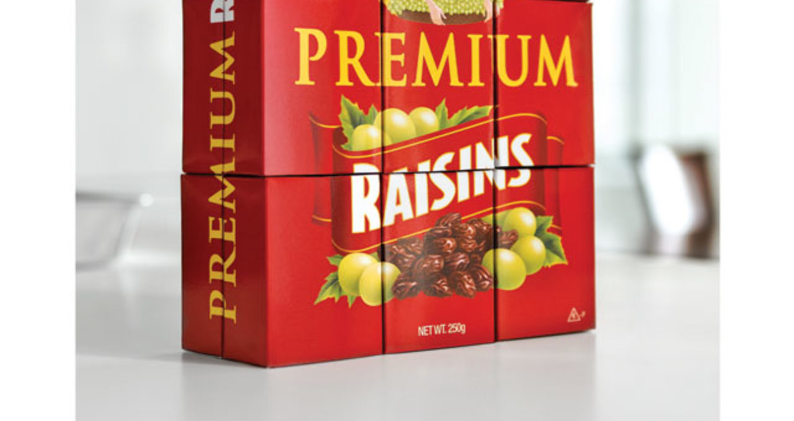 Freshlock : Cornflakes/Raisins/Crackers