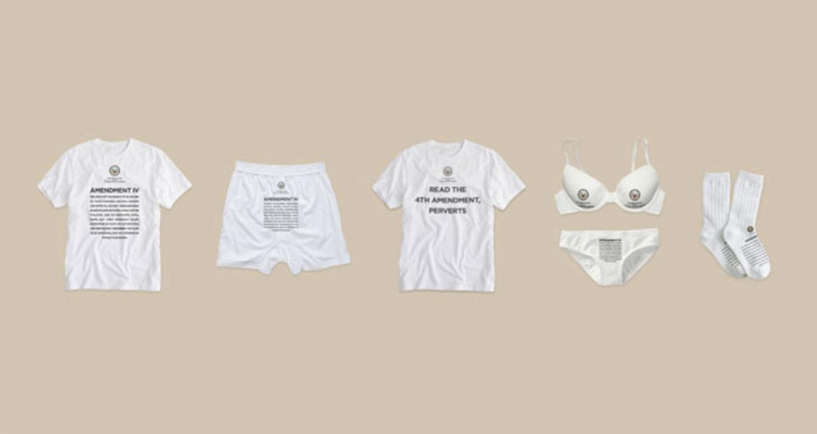 Metallic Ink T-shirt