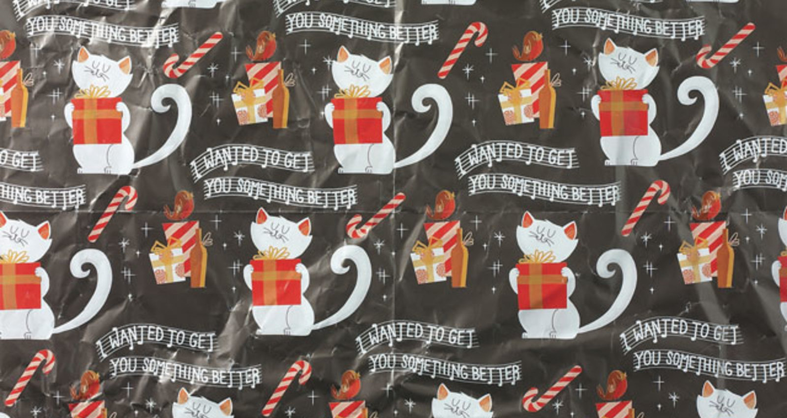 Soft Let Down Wrapping Paper