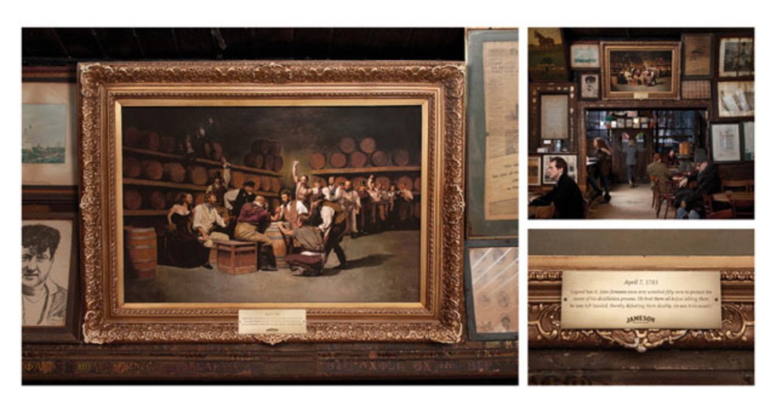 Pub Paintings