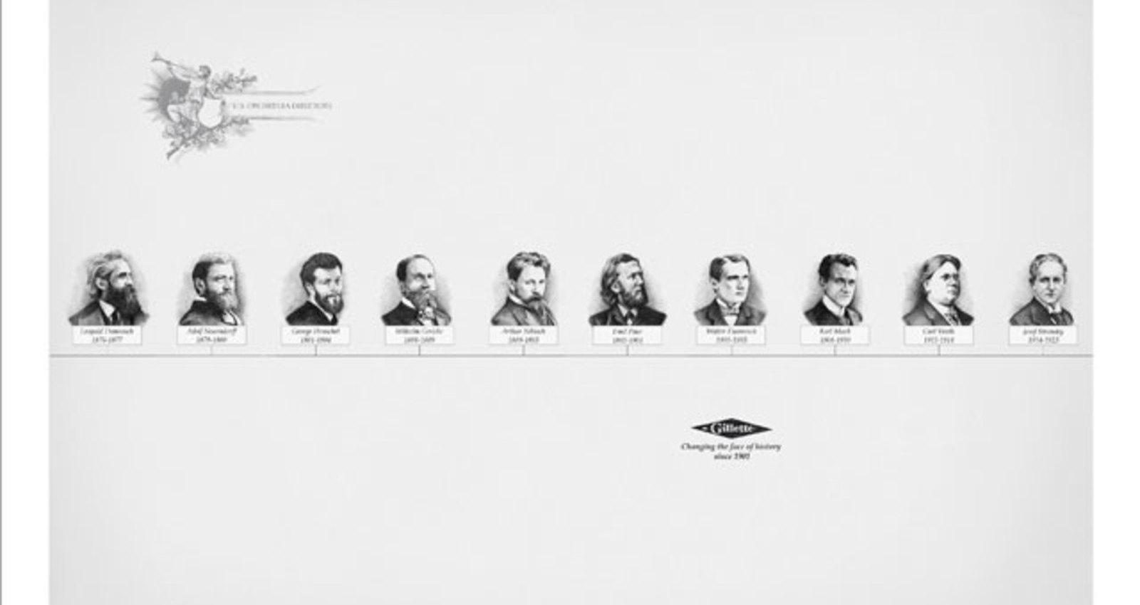 True Stories Print Campaign