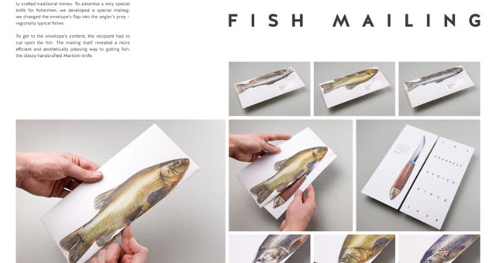 The Marttiini Fish-Mailing