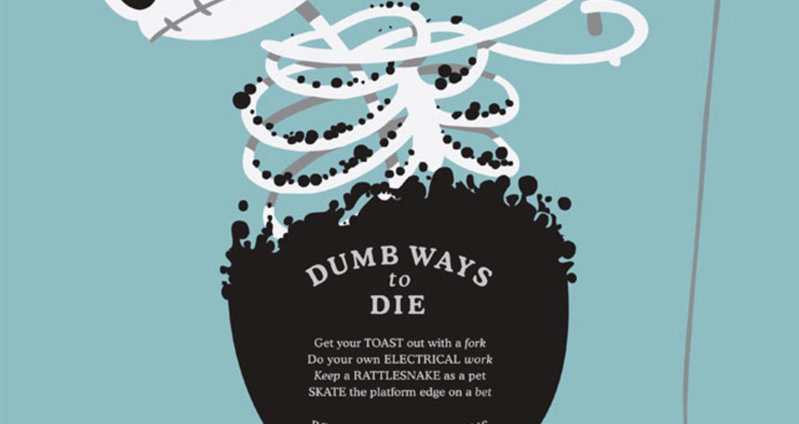 Dumb Ways To Die - Toast
