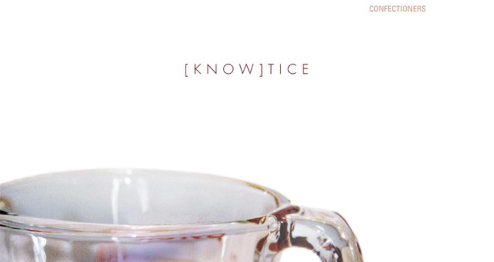 [KNOW]TICE