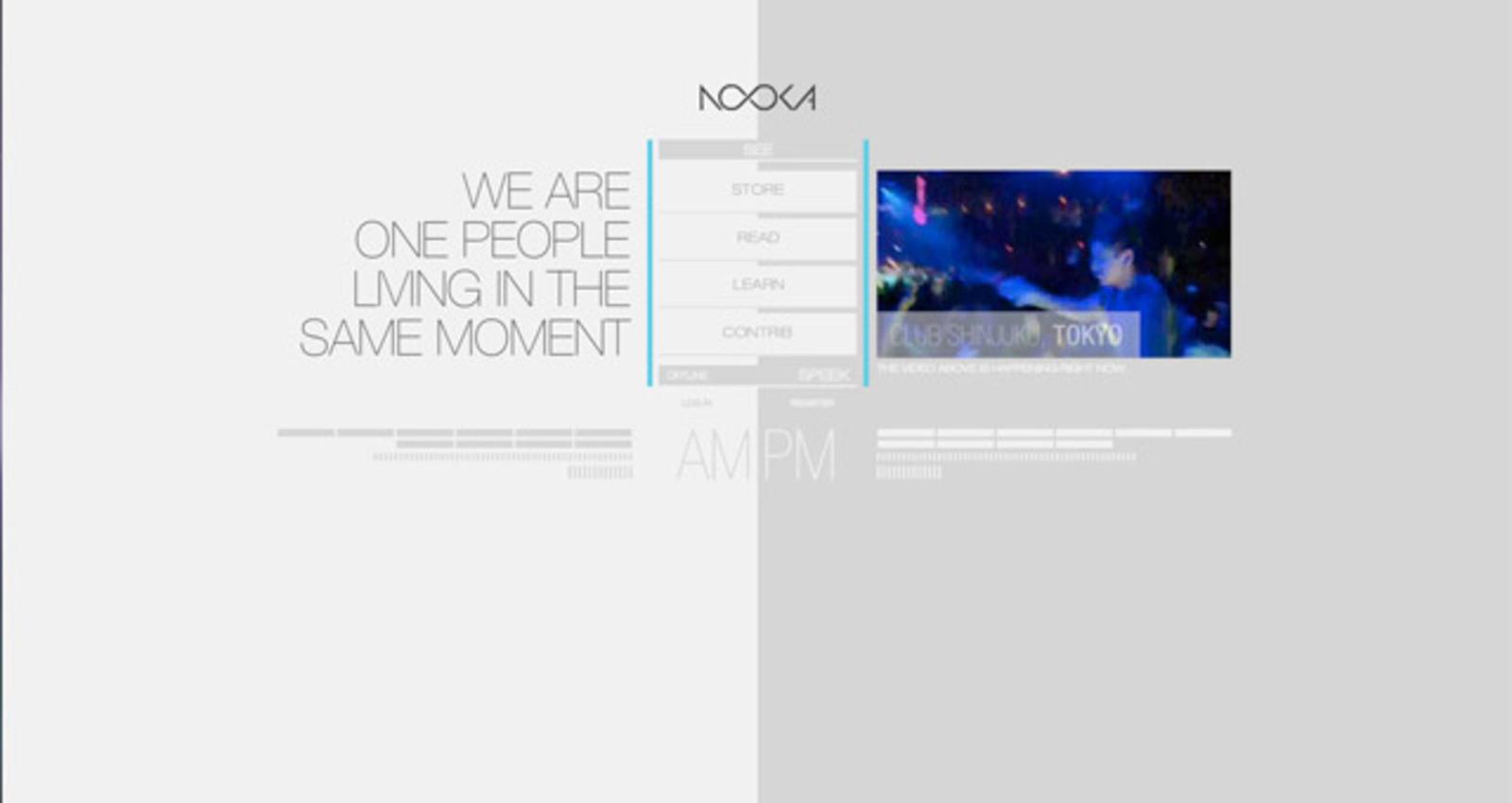 Nooka Website