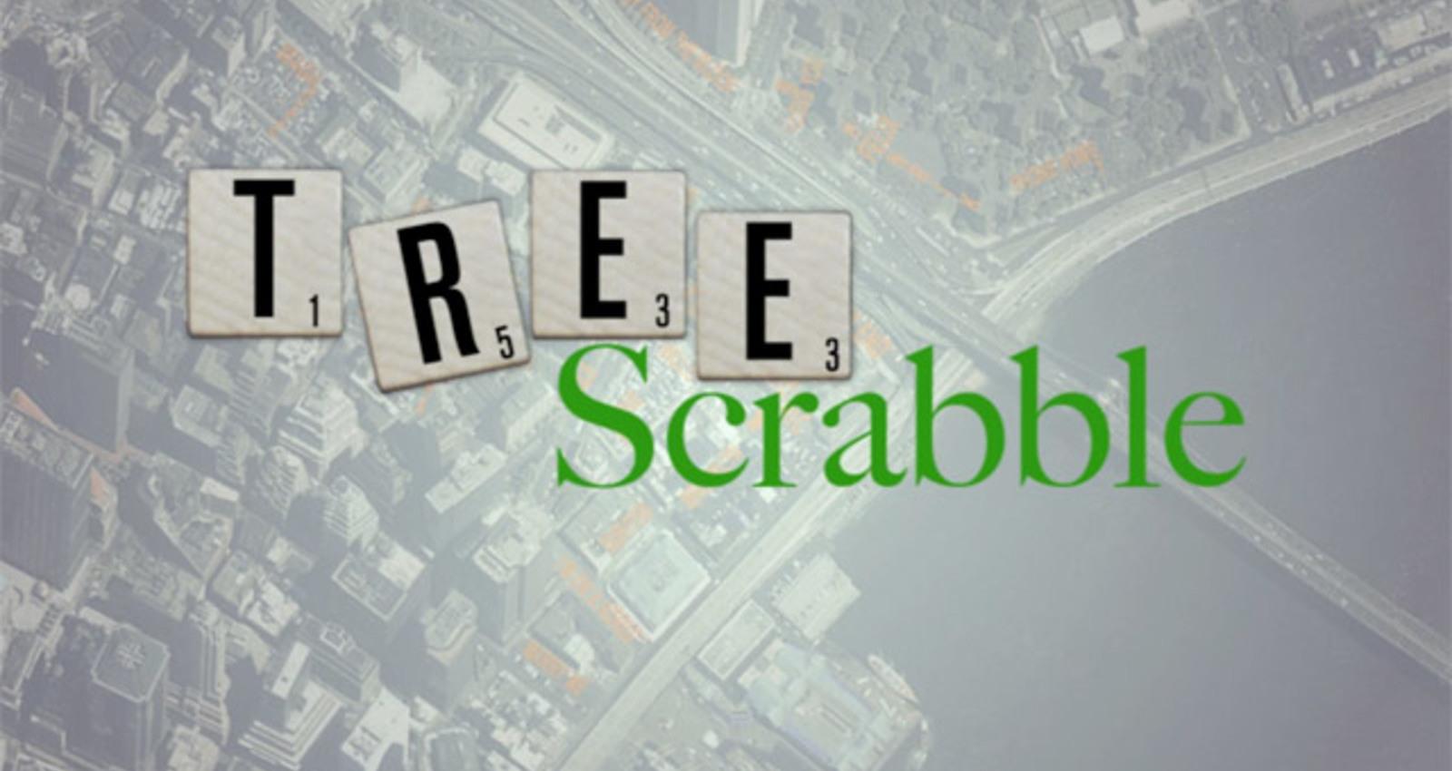 Tree Scrabble