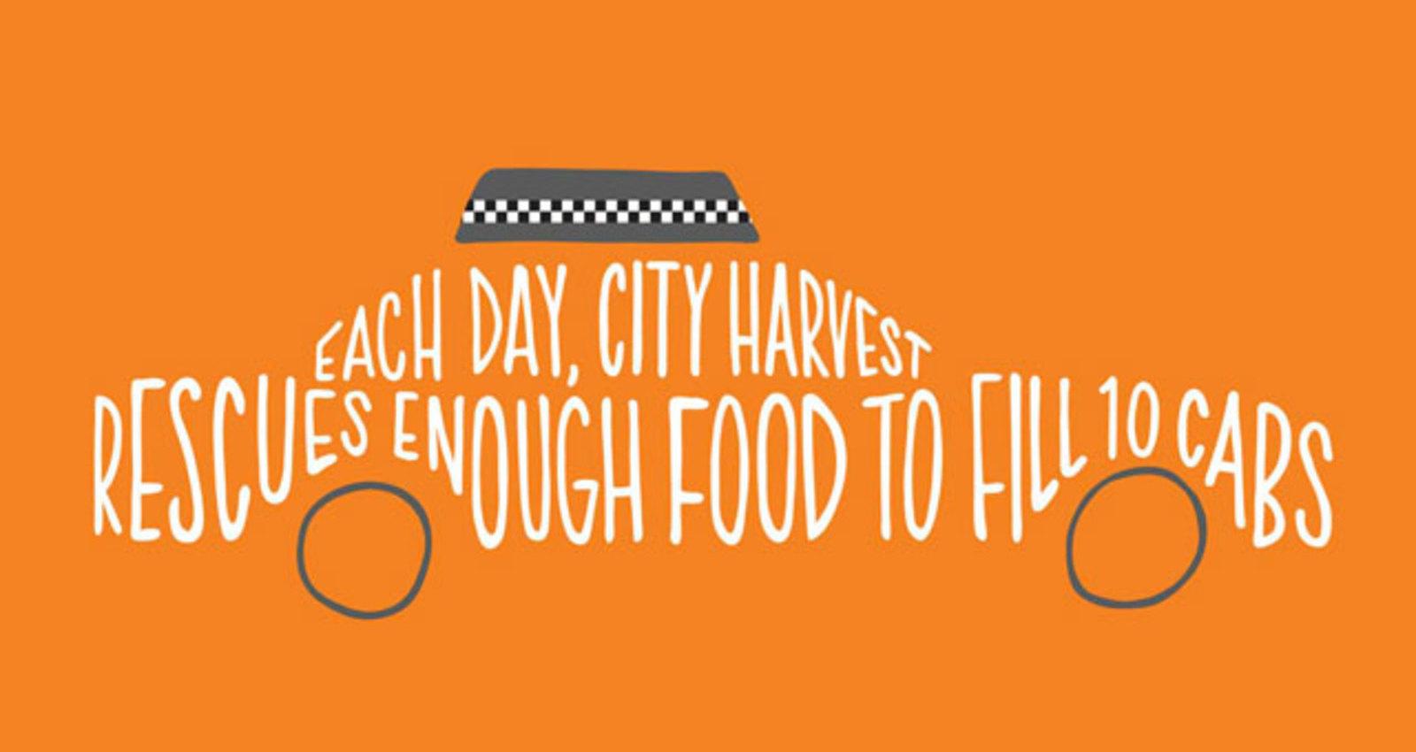City Harvest Ads