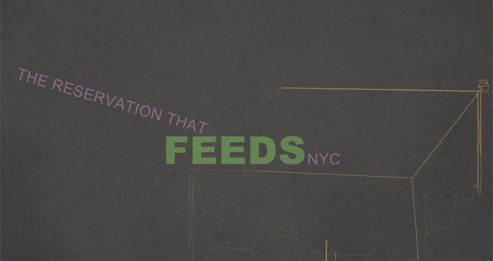 The Reservation that Feeds NYC