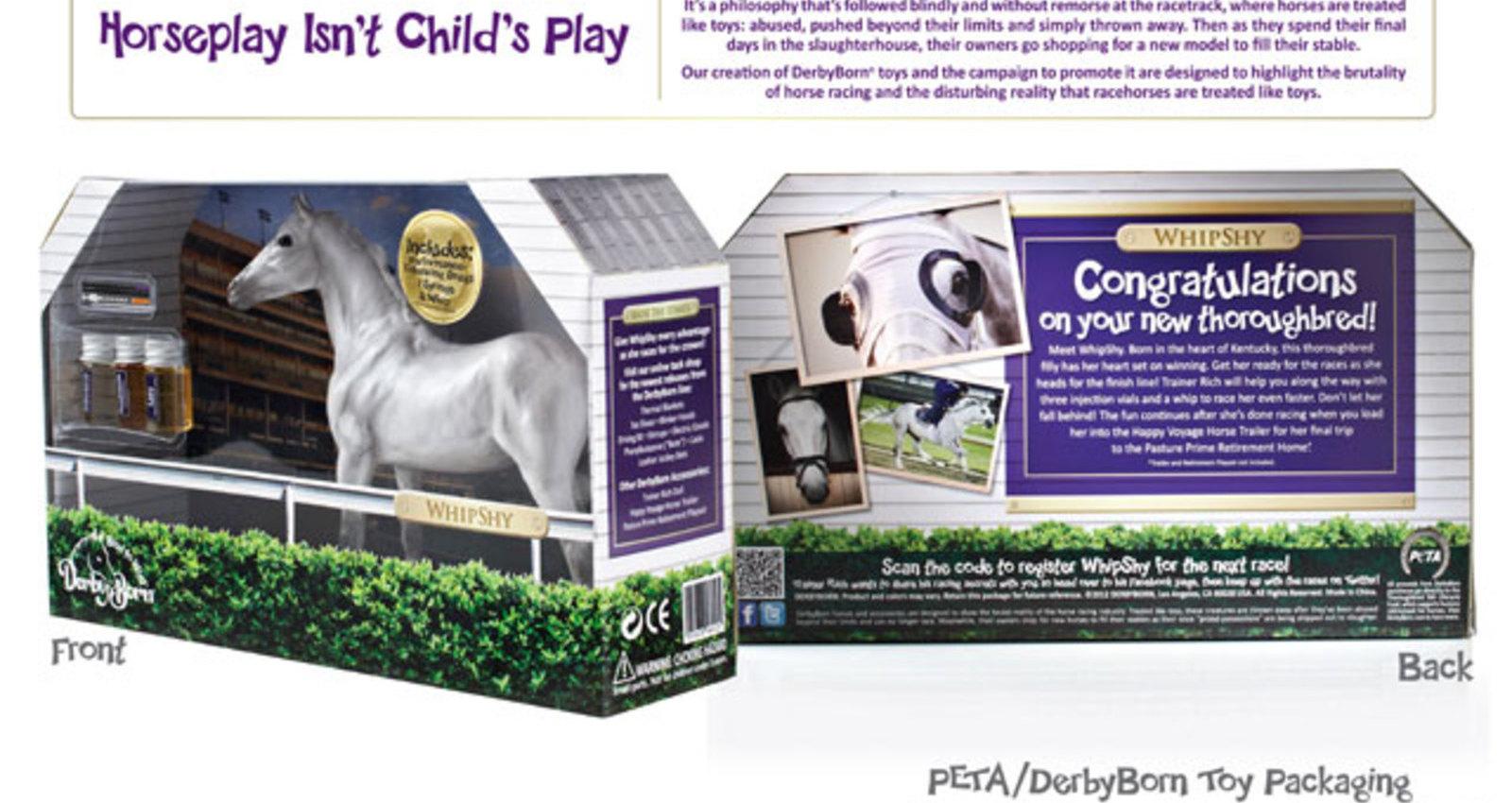 Horseplay Isn't Child's Play