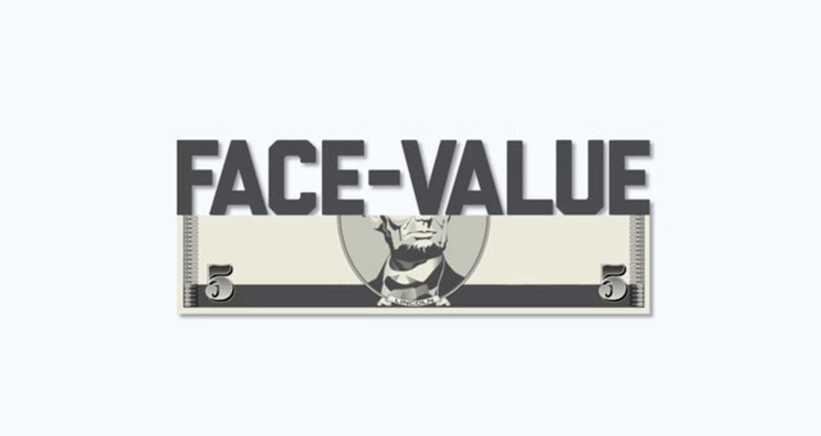 Face-Value Microsite