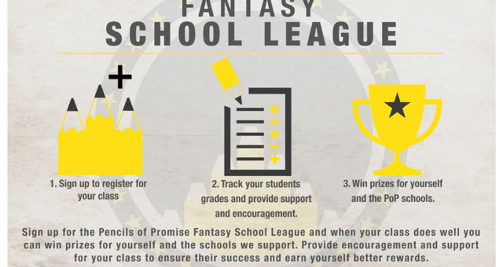 Fantasy School League