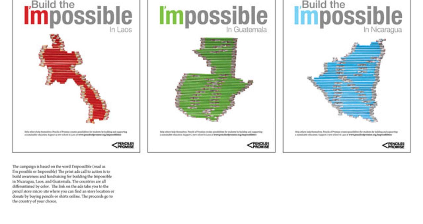Build the I'mpossible Print
