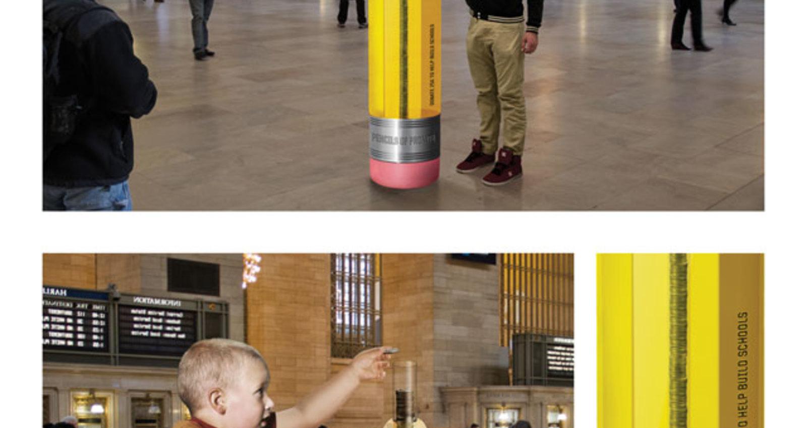 The Donation Pencil