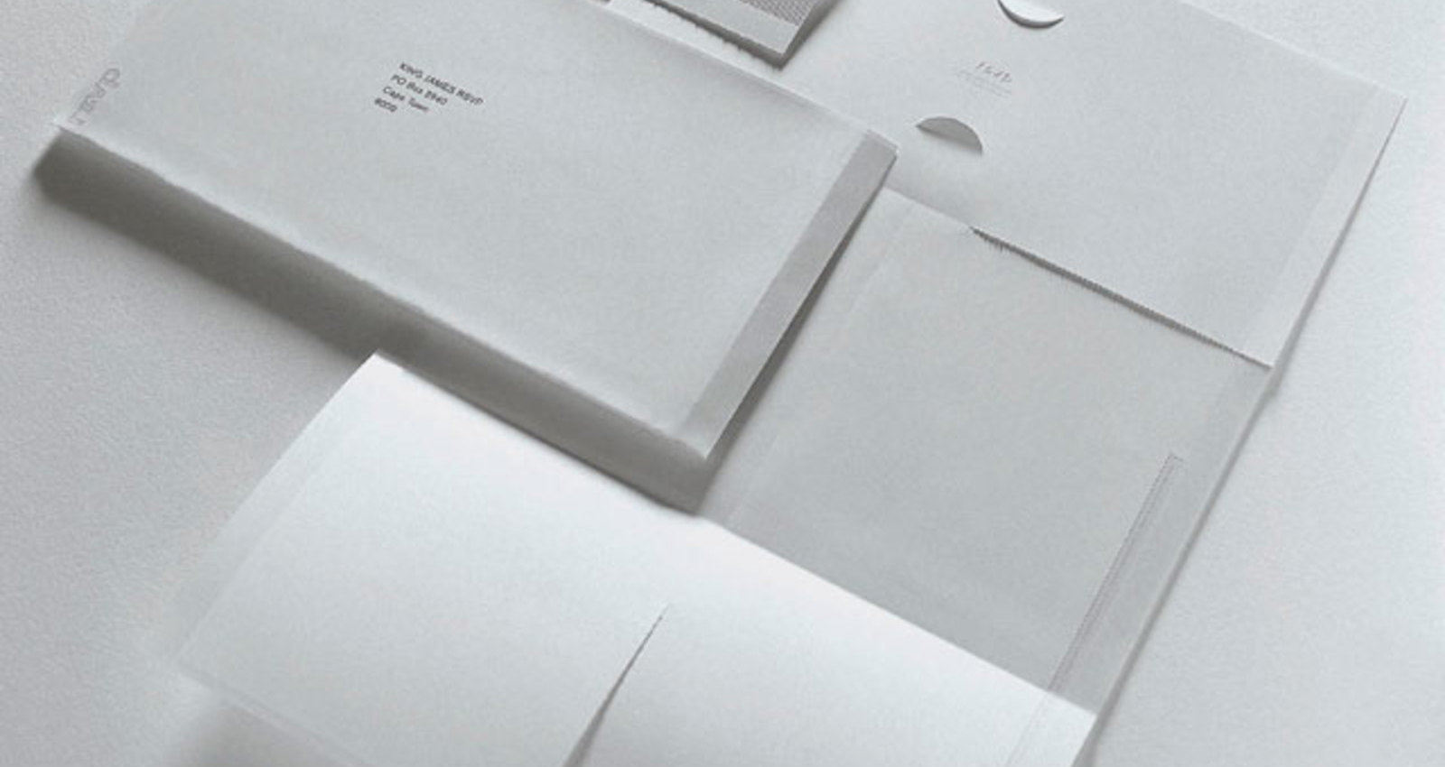 RSVP All-in-One Stationery