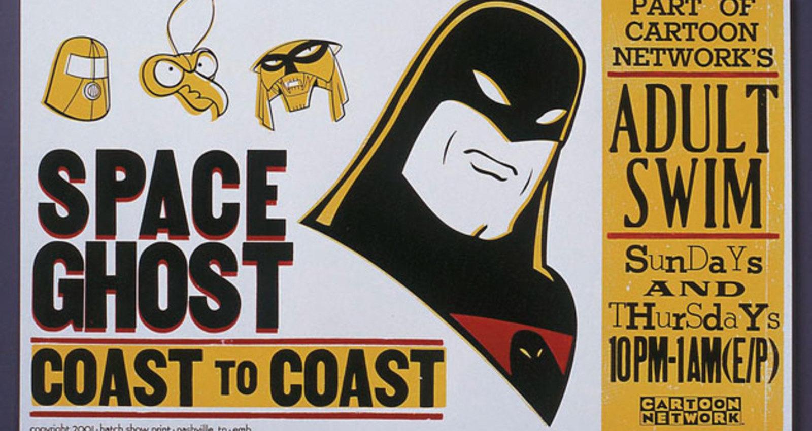 Hatch Adult Swim Posters